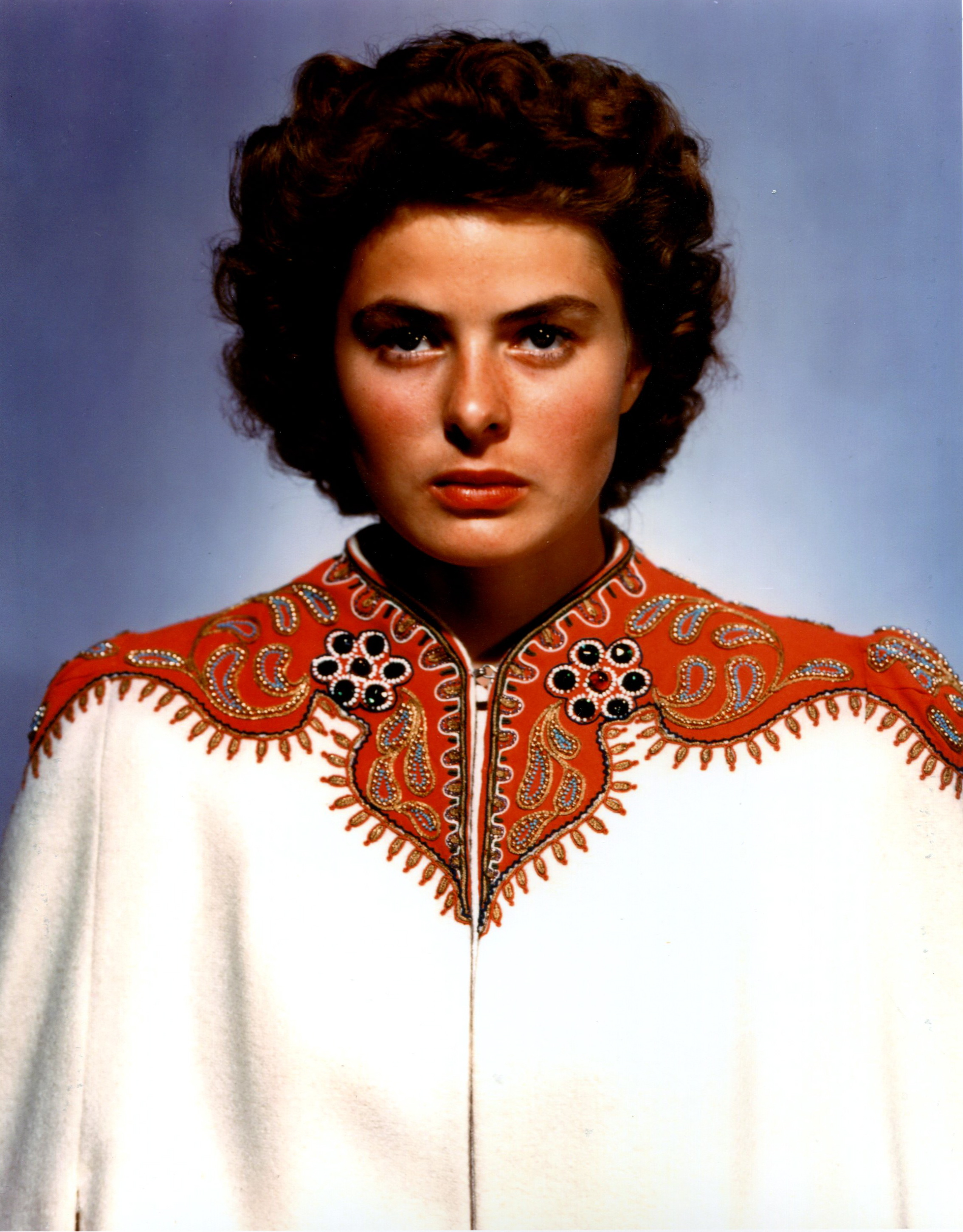 Ingrid Bergman for Spellbound by Ned Scott