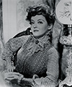 Bette Davis as Regina Giddons, the conniving dominatrix, in Billy Wilder's The Little Foxes, 1941