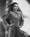 "Betty Field photos:  Ned Scott created this well-organized photo of Betty Field to support her role as Leona Richards in Director Leslie Fenton's wartime drama, ""Tomorrow The World"", 1944."