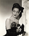 Dorothy Lamour as clever Irish girl Mary O'Leary in Slightly French, 1949