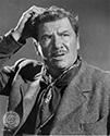 "George Bancroft as the  no-nonsense U.S. Marshal in Director John Ford's Western drama, ""Stagecoach"", 1939.l"