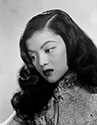 "This portrait of Maylia supports her role in a Columbia Pictures film noir crime drama .  Maylia plays Shu Pang Wu, a Chinese illicit drug exporter and all round bad girl whose true self emerges at the last moment when she is accused of her criminal activities by Commissioner Mike Barrows, played by Dick Powell. Director Robert Stevenson's film noir crime thriller, ""To The Ends of The Earth"", 1948."