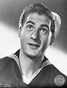 "Sid Caesar plays a colorful role as Howard Young's (Alfred Drake) sidekick, Chuck Enders in Director Alfred E. Green's wartime comedy, ""Tars and Spars"", 1946."