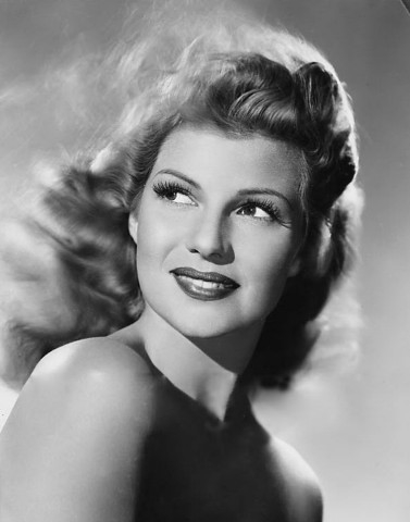 "Rita Hayworth in ""Down To Earth"""