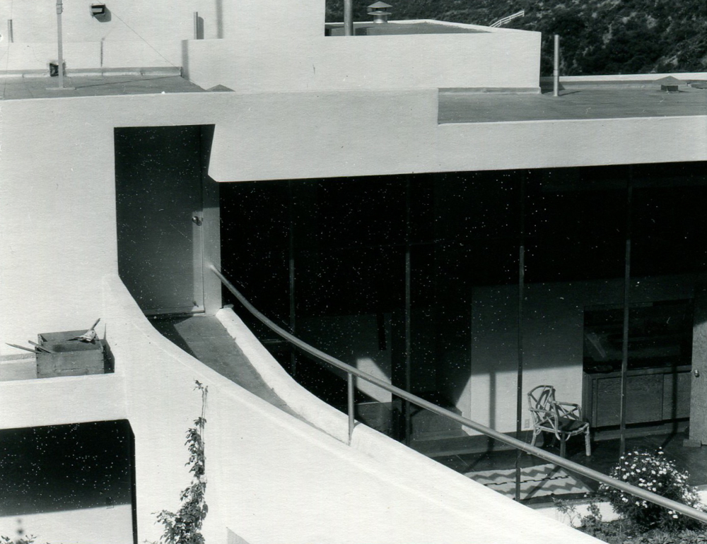 Schindler house curve study