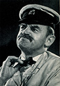 Barry Fitzgerald as the fiery steward Cocky in The Long Voyage Home