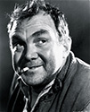 Thomas Mitchell as Driscoll, the tough stalwart seaman in The Long Voyage Home.  Ned Scott shot this portrait while cinematographer Greg Toland was shooting a scene.