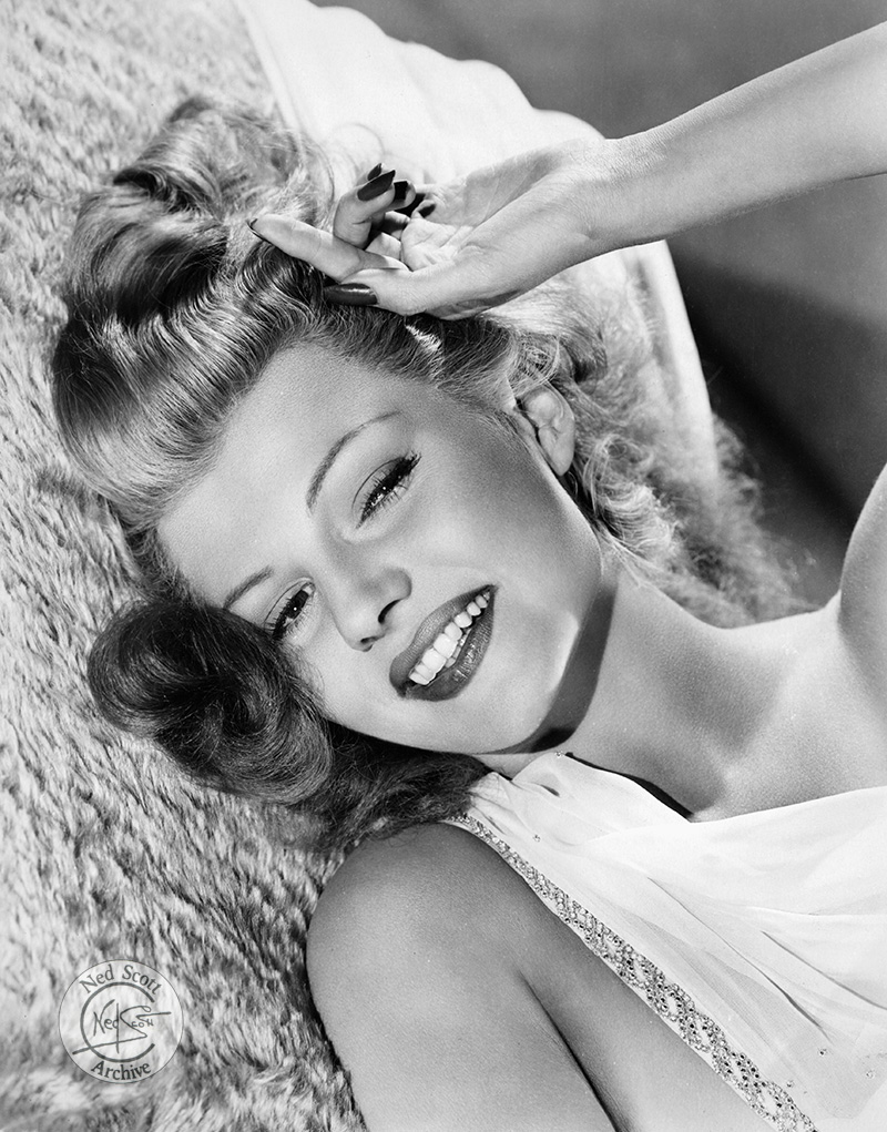 The Ned Scott Archive-Rita Hayworth