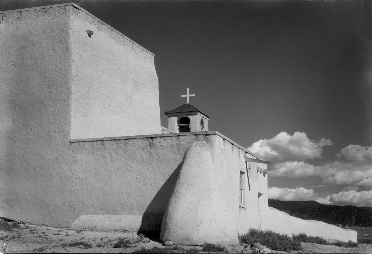 ranchos church taos